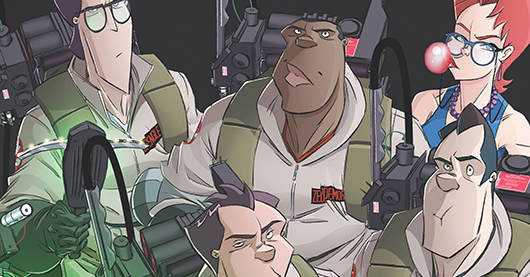 Ghostbusters #20 review