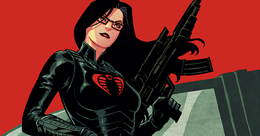 G.I. Joe #1 review