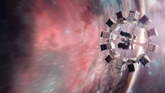 Interstellar Header Image