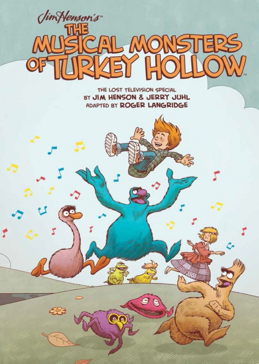 The Musical Monsters of Turkey Hollow cover