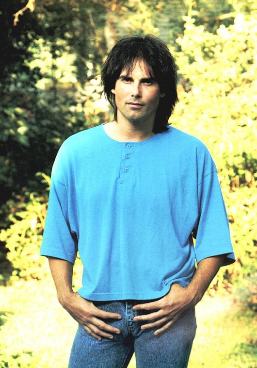 Survivor Singer Jimi Jamison in 1987