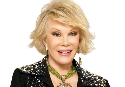 Joan Rivers - Joan Knows Best