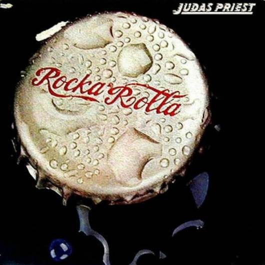 Judas Priest Rocka Rolla Album Cover