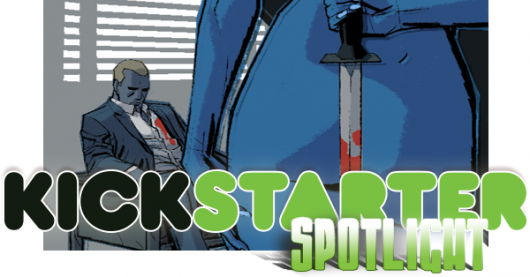 Kickstarter Spotlight: Sex and Violence, Vol. 2