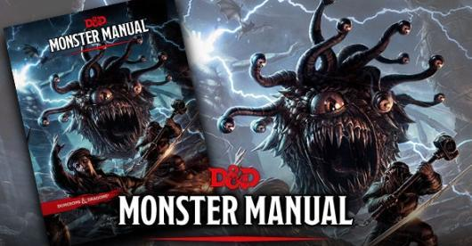 Monster Manual Header