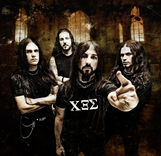 Rotting Christ Band Photo