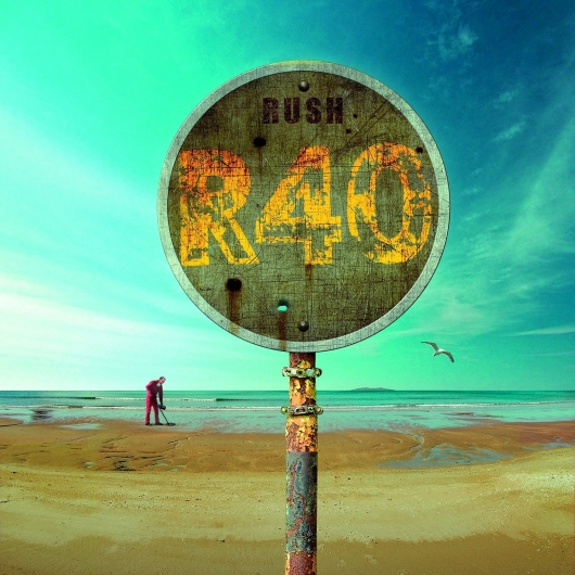 Rush R40 cover
