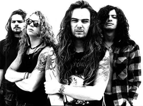 Sepultura band photo
