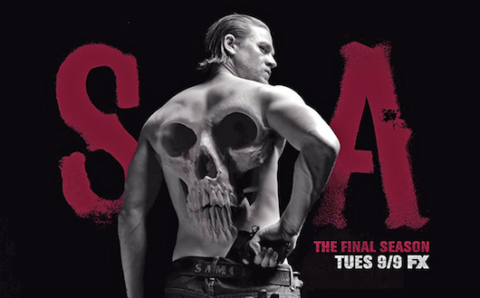 Sons of Anarchy Season 7 The Final Season poster