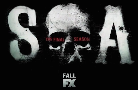 Sons of Anarchy Skull FX Logo