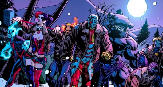 WB wants Daivd Ayer To Direct The Suicide Squad