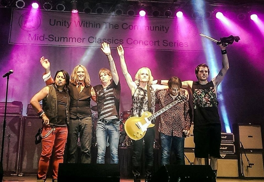 Survivor 2014 line up with Jimi Jamison