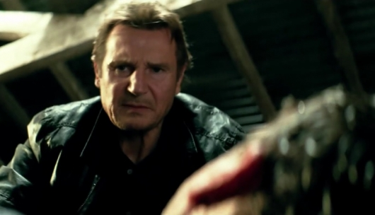 Liam Neeson In Taken 3 (Tak3n)