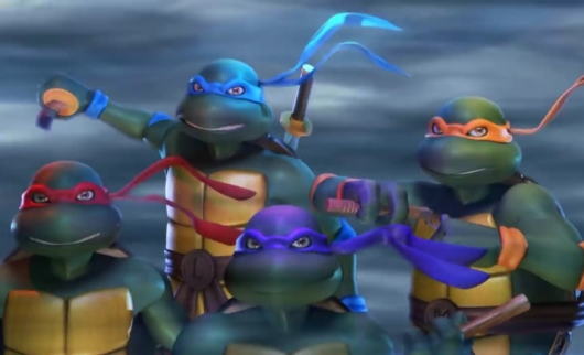 Teenage Mutant Ninja Turtles 3D Remake