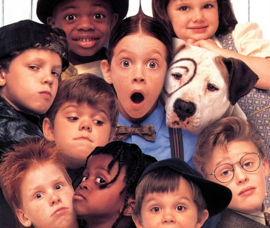 The Little Rascals Header Image