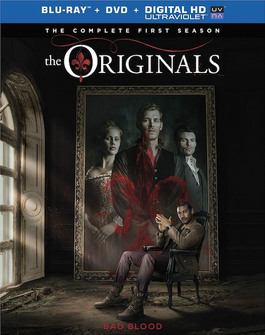 The Originals The Complete First Season Blu-ray Cover