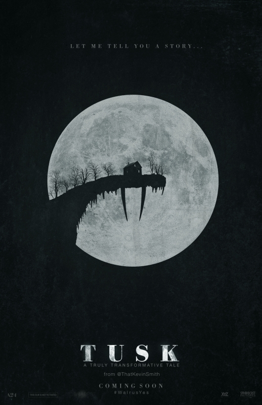 Tusk movie poster