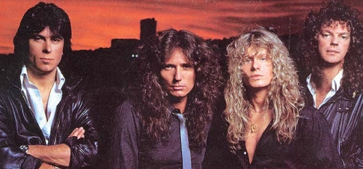 Whitesnake Band Photo