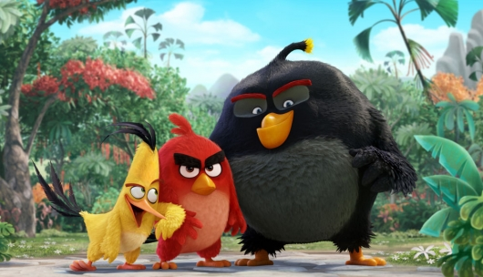 Angry Birds Movie Image