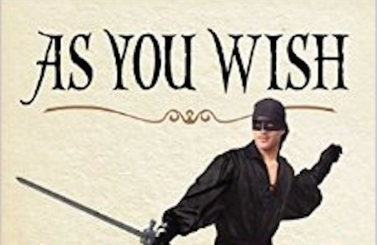 As You Wish Cary Elwes Cover Banner