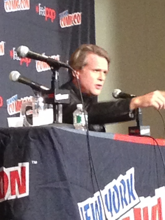 Cary Elwes NYCC Panel