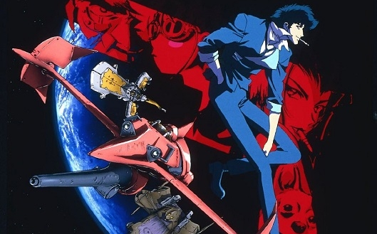 Cowboy Bebop: The Complete Series Header Image