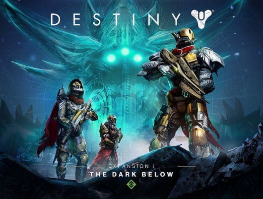 "Destiny DLC ""The Dark Below"""