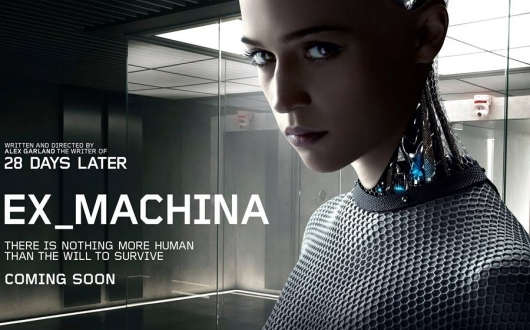 Ex Machina Movie Image