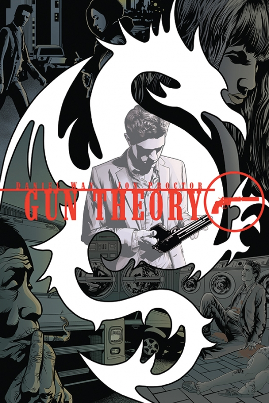 The Complete Gun Theory cover by Jon Proctor