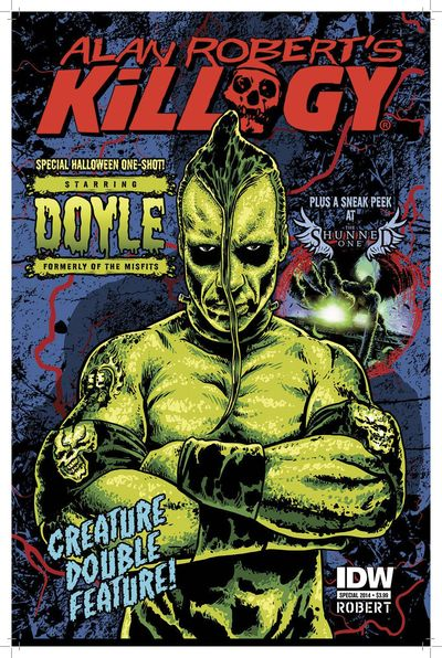 Killogy Halloween Special One Shot - featuring Doyle of The Misfits