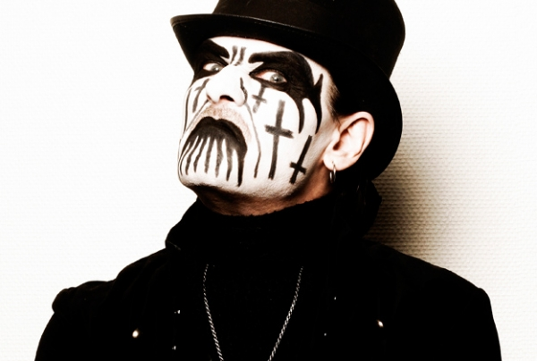 King Diamond Circa 2014