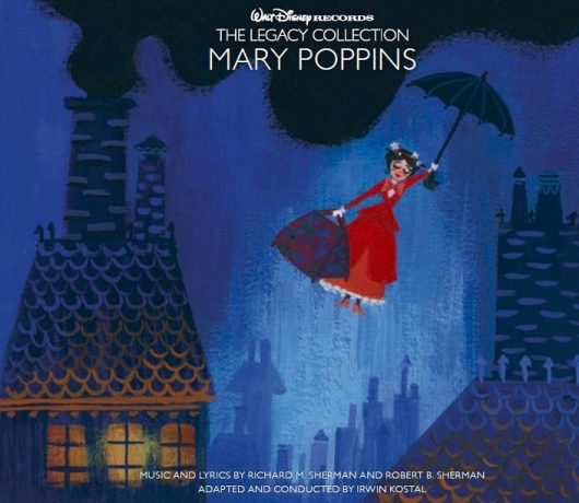 Mary Poppins Legacy Collection CD Cover