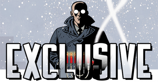 Mister X: Razed #1 exclusive