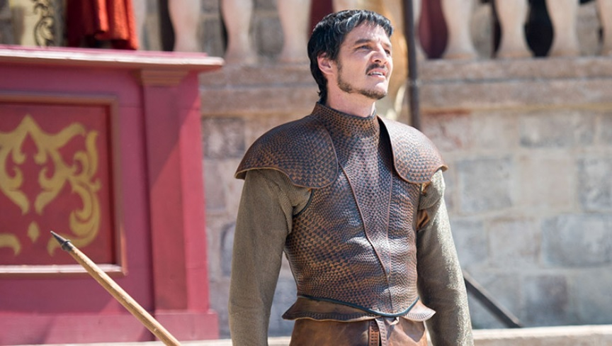 pedro pascal as prince oberyn martell on game of thrones. Black Bedroom Furniture Sets. Home Design Ideas