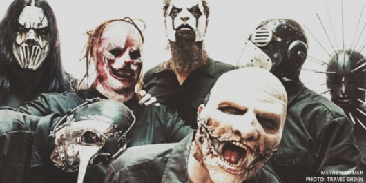 Slipknot New Masks 2014
