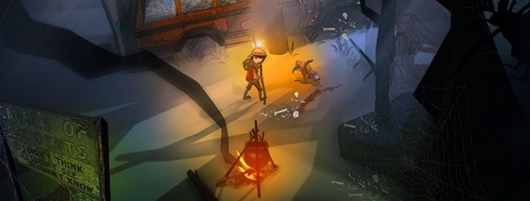 The Molasses Flood's The Flame in the Flood