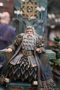The Hobbit: Thror the Dwarf statue