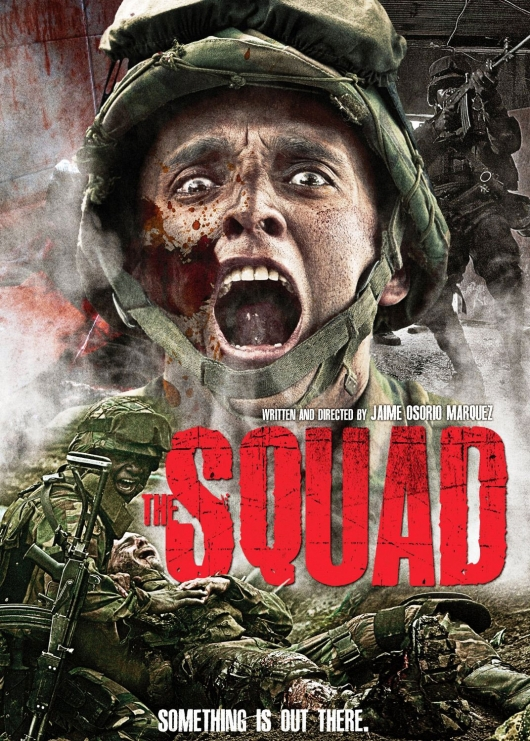 The Squad Blu-ray Cover Art