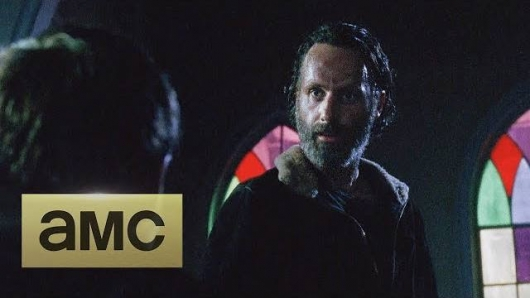 The Walking Dead Episode 5.3 Four Walls and a Roof Rick