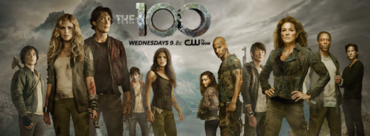 The 100 The CW s2 Poster