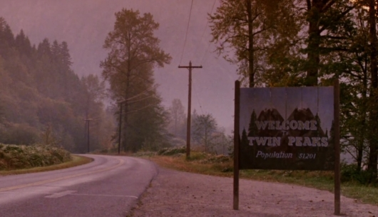 David Lynch and Mark Frost's Twin Peaks
