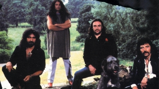Black Sabbath with Ian Gillan and Bev Bevan