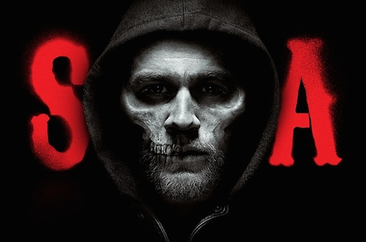 Charlie Hunnam- Skull Sons of Anarchy
