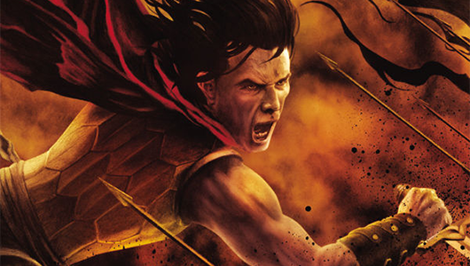 Conan The Avenger #8 review