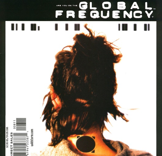 Global Frequency cover