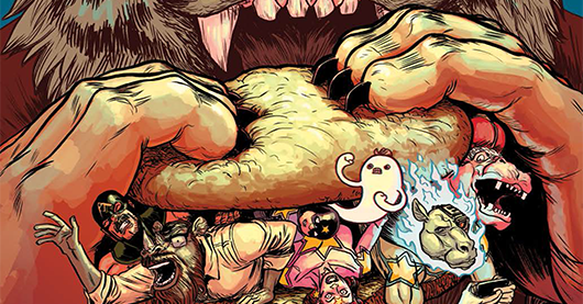 God Hates Astronauts #4 review