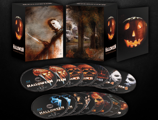 factorys halloween the complete collection limited deluxe edition blu ray box set for only 8149 thats