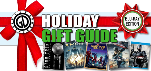 Holiday Blu-ray Gift Guide 2014