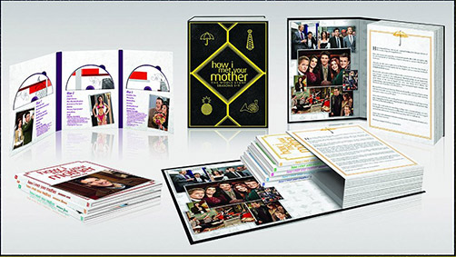 How I Met Your Mother The Complete Series DVD Box Set