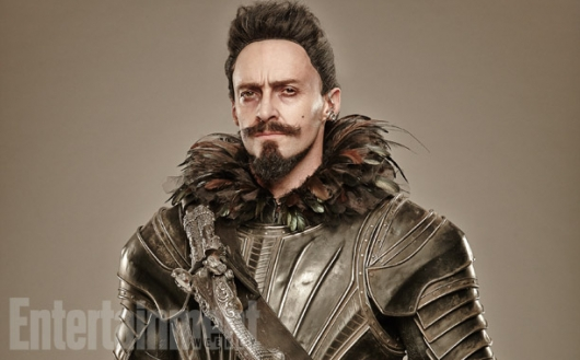 Hugh Jackman as Blackbeard in Pan